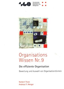 Cover effiziente Organisation